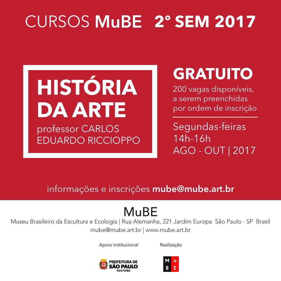 Cursos de historia da arte